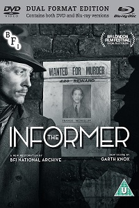 Poster The Informer