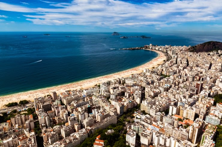 22. Copacabana Beach, Rio de Janeiro, Brazil - 29 Most Exciting Beaches to Visit