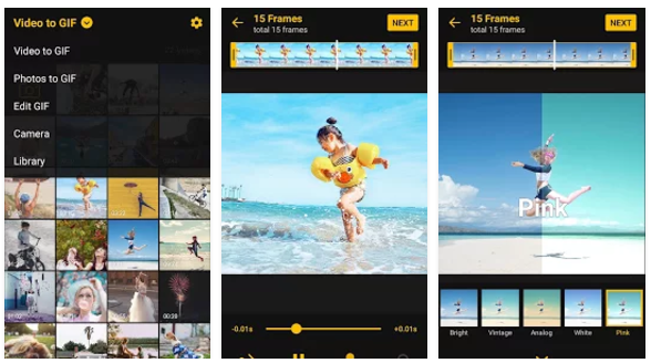 ImgPlay - GIF Maker & Video to GIF Mobile App - Youth Apps - Best
