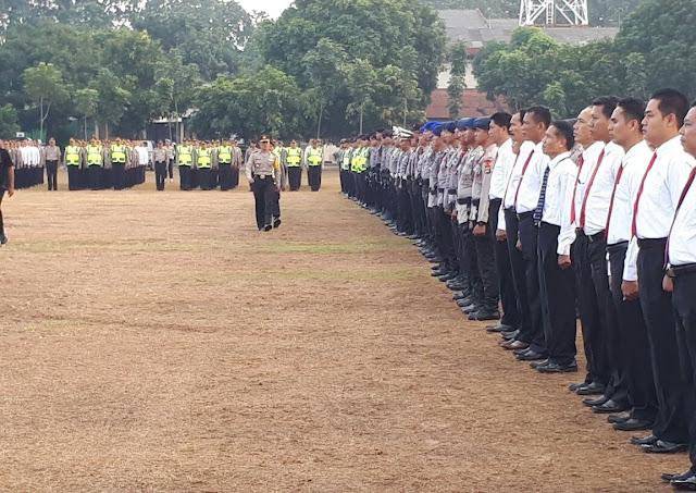 Pasukan Ngeremrasa Siap Amankan Pilkada Serentak NTB 2018