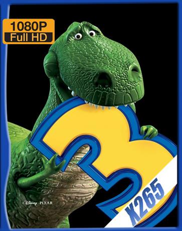 Toy Story III [2010] [Latino] [1080P] [X265] [10Bits][ChrisHD]