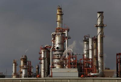 Vista de la petrolera mexicana PEMEXDaniel BecerrilReuters