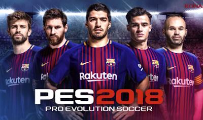 PES 2018 - bdtipstech