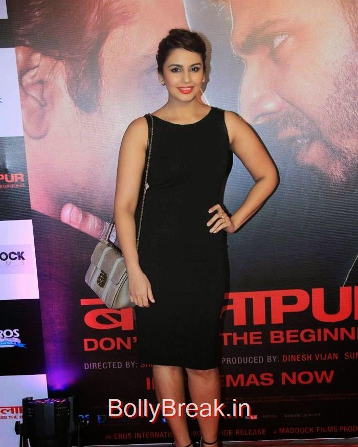 Huma Qureshi, Hot Pics of Sonakshi Sinha, Shraddha Kapoor At 'Badlapur' Success Bash