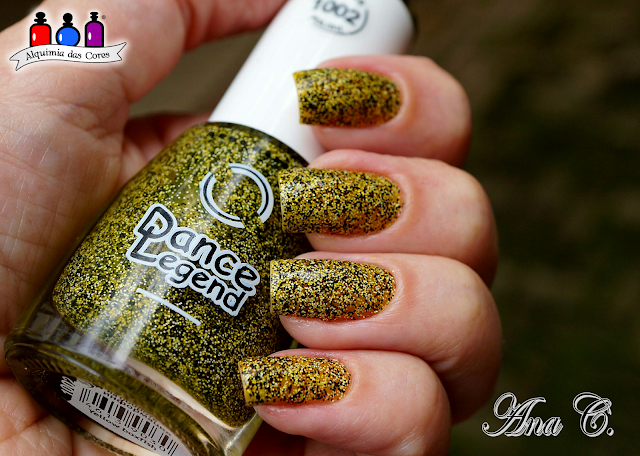 Dance Legend, caviar, yellow boxfish, amarelo, glitter, amarelo