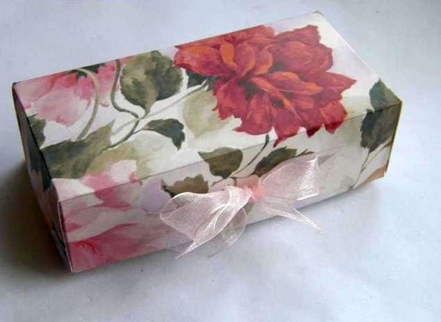 Gift Box Tutorial