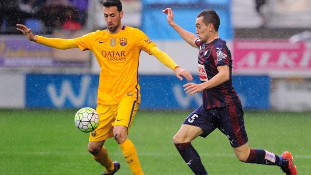 No te pierdas todos los goles del Eibar-FC Barcelona (0-4)