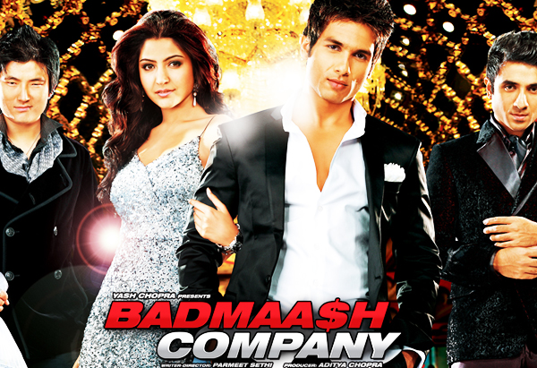Badmaash Company - 2010 (Bollywood Crime Comedy Film)