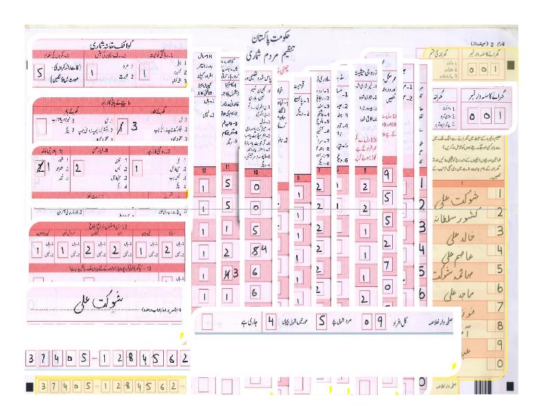 Mardam Shumari Ka Form