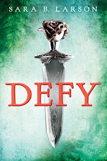 Cover art for Defy by Sara B. Larson