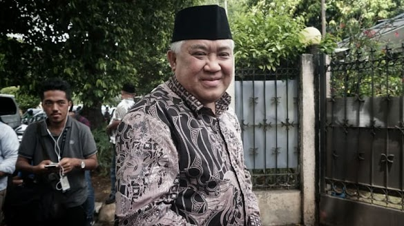 Din Syamsuddin: Pemanggilan Amien Rais Picu Kegaduhan Politik