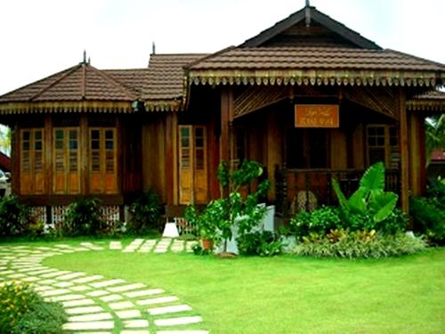 Contoh  Desain Rumah  Kampung  Sederhana Di Daerah Pedesaan