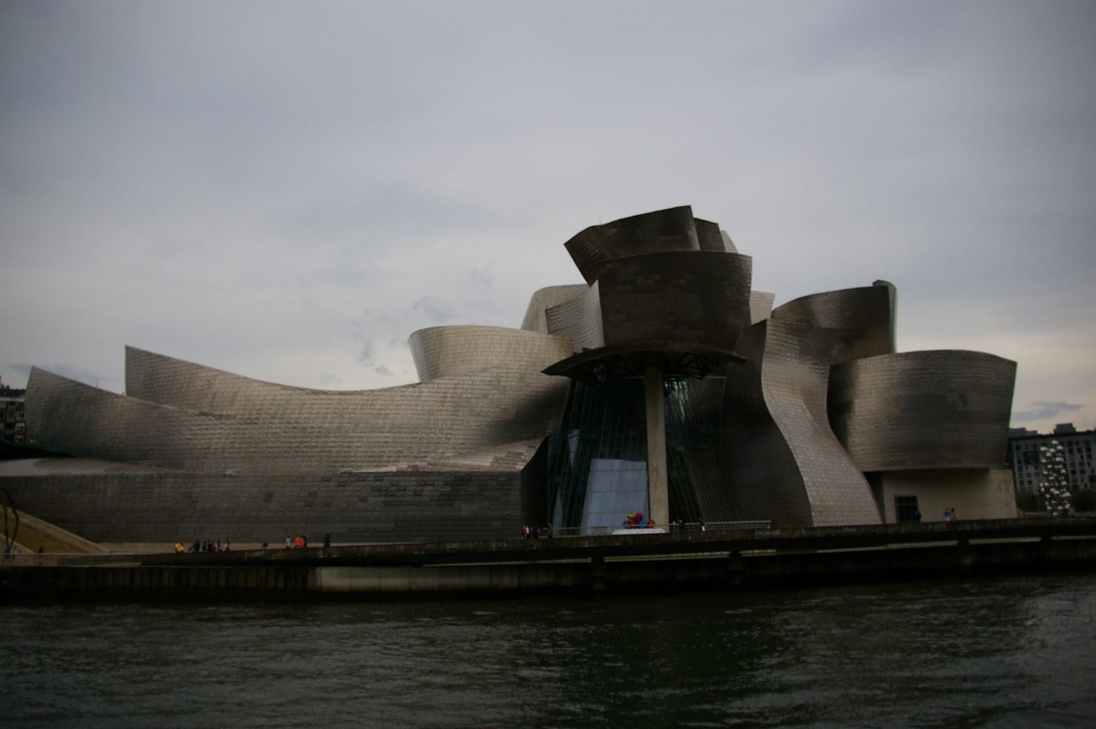Bilbao Muzeum Guggenheima