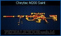 Cheytac M200 Saint
