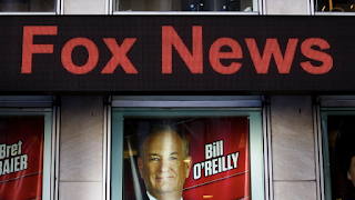 Fox News Ratings Could Take A Big Hit With The Firing f Bill O'Reilly, Its Biggest Star