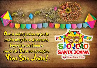 Viva o São João!