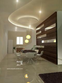 desain dapur & ruang makan