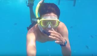 alat snorkeling karimunjawa