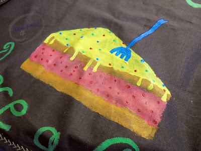 malowanie tkanin inspiracje