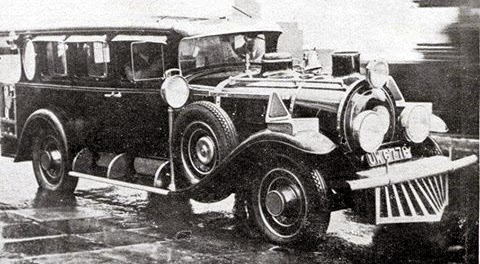 Just A Car Guy: 1929 Graham Paige Sound Train, and MGM promo ...
