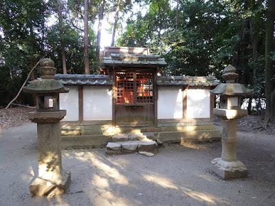 貴船神社(穂掛神社)