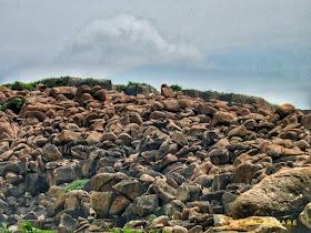 Anegundi Fort, Karnataka