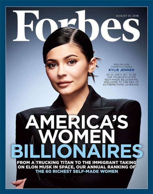 Kylie Jenner's Net Worth
