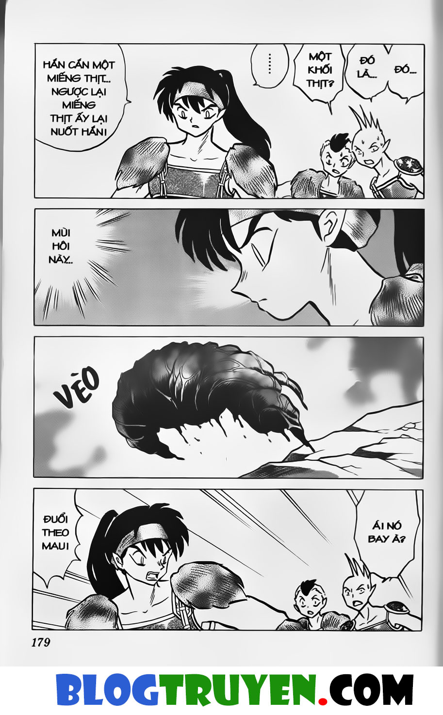 Inuyasha vol 38.10 trang 11
