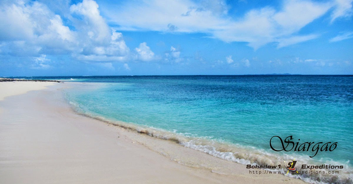 Siargao Naked Island - Schadow1 Expeditions