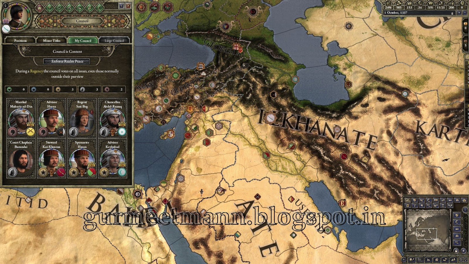 Crusader Kings II: Conclave - Free Full Download - PC Games | Base