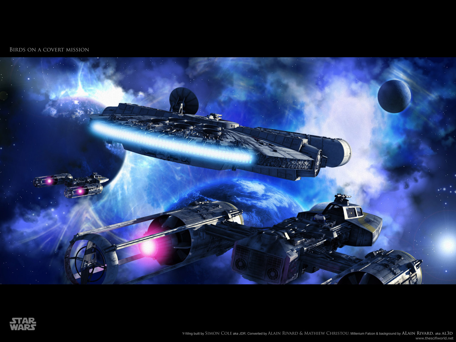 Fondos De Vehiculos: Star Wars Murcia: Fondos De Escritorio