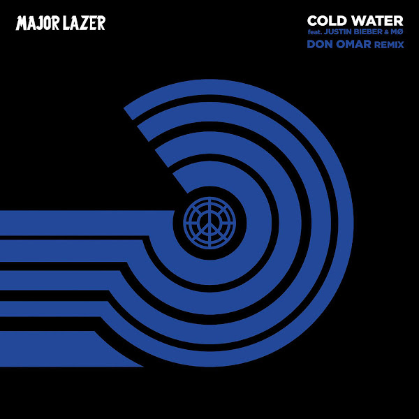 Major Lazer - Cold Water (feat. Justin Bieber & MØ) [Don Omar Remix] - Single Cover