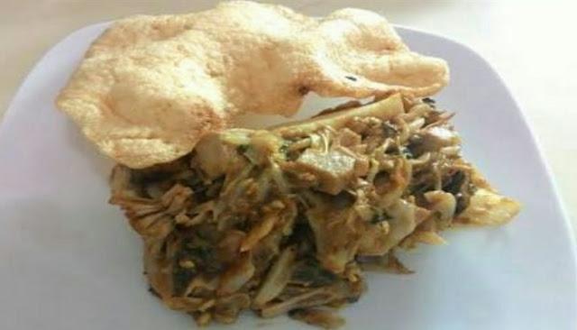 Wisata Kuliner Lotek Kalipah Apo 42 Bandung