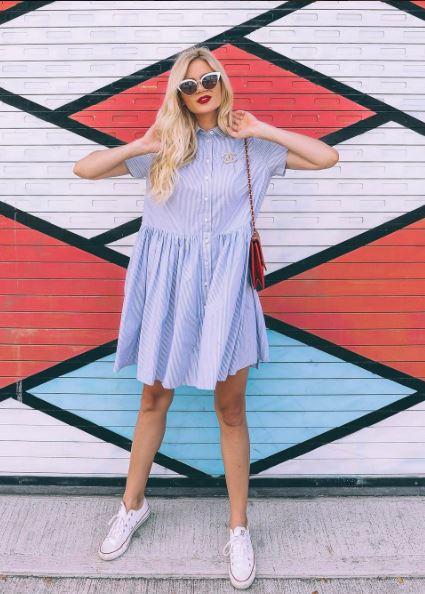 Amber Clark blogueira estrangeira