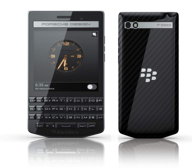 BlackBerry Porsche Design P9981 Price In Dubai UAE | Full phone specifications