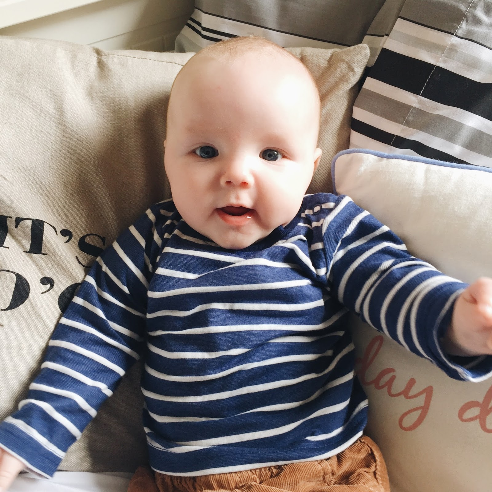 TYLER IS 3 MONTHS OLD | Love, Maisie