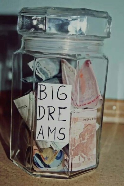 Big Dreams Jar. Foto: blockreview.tumblr.com
