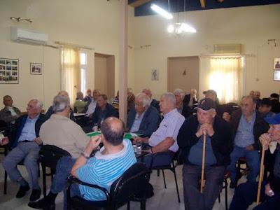 ΔΕΛΤΙΟ ΤΥΠΟΥ-ΔΗΜΟΣ ΚΑΤΕΡΙΝΗΣ: Ενημέρωση των μελών των ΚΑΠΗ σε θέματα προληπτικής ιατρικής