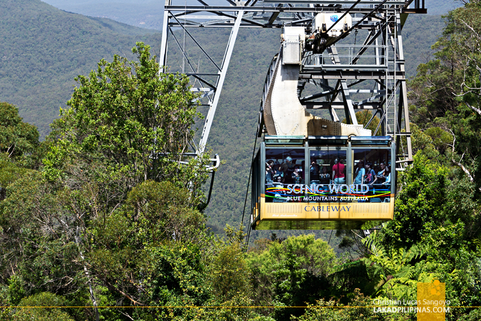 Scenic World Blue Mountains Scenic Cableway