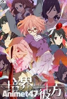 Kyoukai no Kanata - Cô Gái Siêu Phàm 2013 Poster