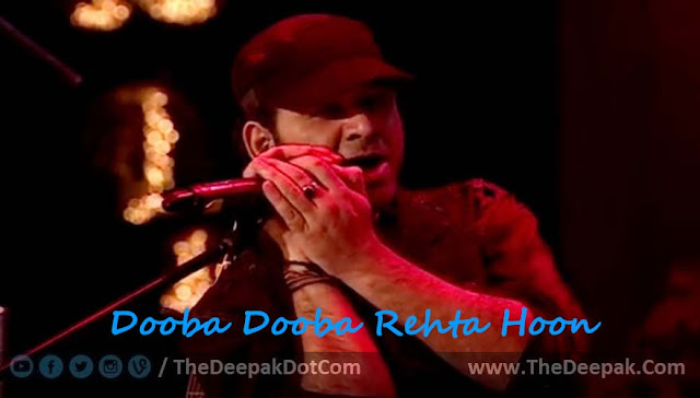 DOOBA DOOBA Guitar Tabs Leads Tutorial, Hindi song by Mohit Chauhan, Silk Route