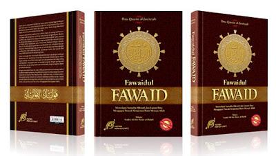 buku FAWAIDUL FAWAID BAB AQIDAH