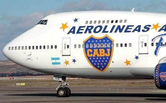 Aerolíneas Argentinas pondrá un avión para los simpatizantes de Boca y otro para los de River