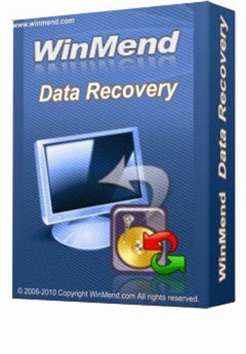 WinMend Data Recovery Free