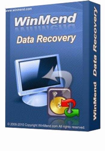 WinMend Data Recovery Free