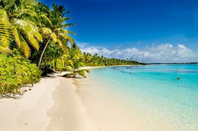 Contoh Bentang Alam Pantai dan Pesisir