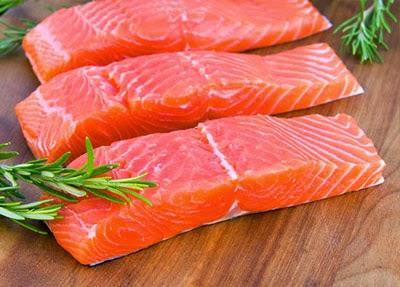 Ăn hải sản và cá khi mang thai giúp trẻ thông minh