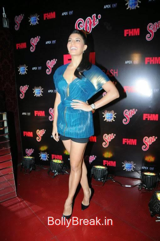 Jacqueline Fernandez Stills, Jacqueline Fernandez Hot Pics from FHM Sol Cover Girl Event