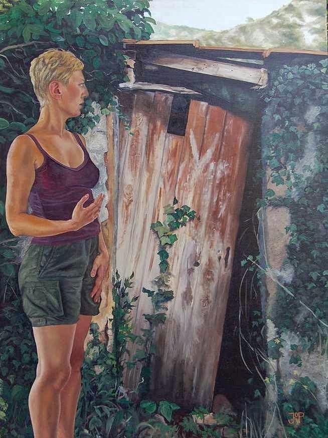 За гранью реальности. Joanna Painter