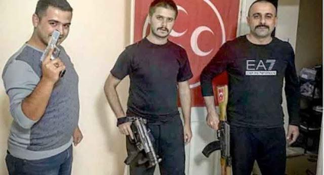 Nacionalistas turcos amenazan a los kurdos por Kirkuk